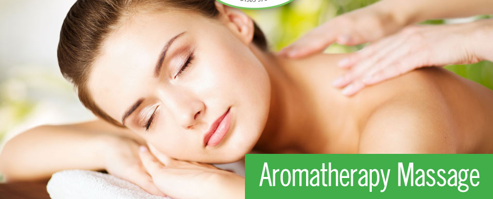 Aromatherapy Services Ayrshire