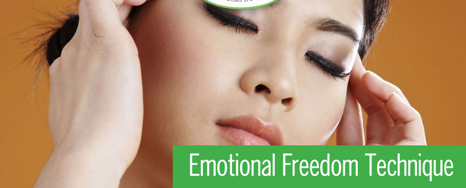 Emotional Freedom Therapy Ayrshire